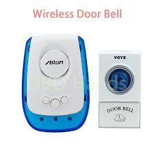 wireless doorbell system with light indicator access accessories wireless doorbell with led light and 38 kinds of