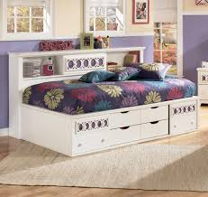 girls white storage bed bedroom twin daybed with storage twin bed with drawers