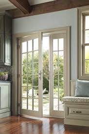 Patio Door With Blinds Between Glass by Patio Doors Sliding French Doors With Built In Blinds Glass