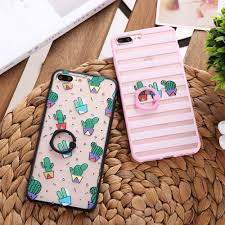 aliexpress com buy new cute cactus potted plant stripes phone