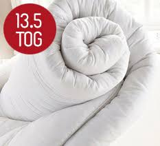 10 Tog King Size Duvet 10 5 Tog King Size Goose Feather And Down Duvets Homesware