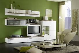 Wall Units Living Room Furniture Living Room Majestic Green Living Room With White Wall Units