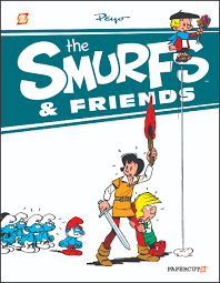smurfs friends 1 children u0027s book council