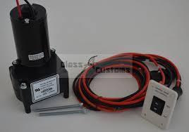 5th wheel landing gear motor u0026 wiring harness switch trailer rv