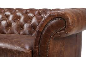 vintage leather chesterfield sofa the westminster chesterfield leather sofa rose and moore
