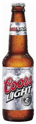 how many calories in a can of coors light coors light