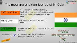 The Indian Flag Essay On National Flag Of India National Honor Society Application