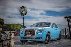 roll royce blue 2014 rolls royce ghost alpine trial centenary edition first test