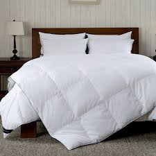 Comforter Thread Count Rest Sync All Seasons White Goose Down Comforter 300 Thread Count