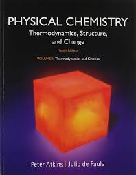 physical chemistry volume 1 thermodynamics and kinetics fellow