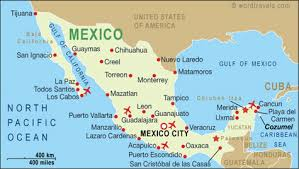 map of mexuco mexico map mexico maps and travel guides