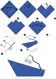 Step By Step Origami For - step by step origami boat how to make an origami boat step step