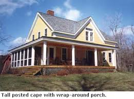 custom homes barns and garages built in vermont by treetop builders