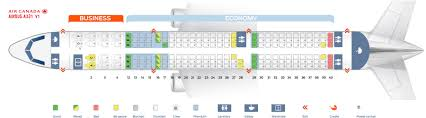 seat map airbus a321 200 air canada best seats in plane seat map air canada airbus a321 v1