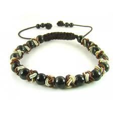 bracelet crystal string images Bb0512n onyx fancy semi precious gemstone healing natural crystal jpg