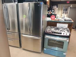 Kitchen Appliance Stores - we sell used appliances all our used washers and dryers are