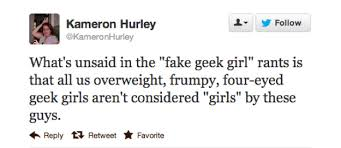 Fake Nerd Girl Meme - why the fake geek girl meme needs to die fake geek girl meme