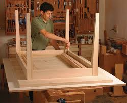 build your own dining table a two piece top connected by smooth running slides will open