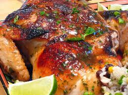 cuisiner un poulet cuisiner à l américaine poulet mojito