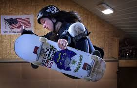 stillwater u0027s nicole hause u0027stoked u0027 for x games appearance at home
