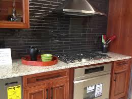 Gray Glass Backsplash by Color Forte Glass Tile Backsplash Modern Spin For Traditional