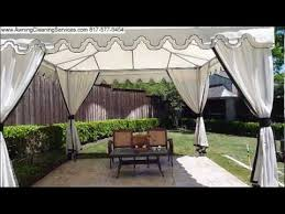 Remove Awning From House Awning Cleaning Removing Mold Mildew Dirt From Canvas Cabana Dfw