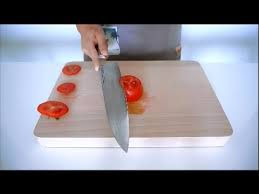 miyabi 7000d tomate test one of the best knife in the world