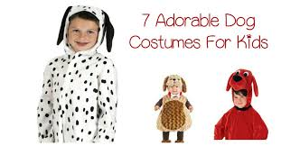 Dog Halloween Costume Kids 7 Adorable Dog Costumes Kids Love Dogvills