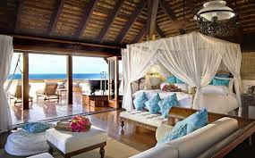 beach house decorating for bedroom with glass folding doors home