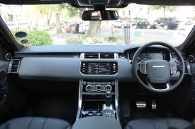 2015 range rover dashboard driven 2014 range rover sport