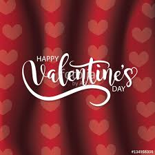 Designs Of Making Greeting Cards For Valentines Happy Valentines Day Written In A Heart Shaped Light On Dramatic