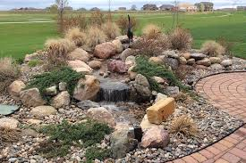 Making A Backyard Pond Landscape Designed Around Pond Just Add Water