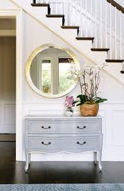 Round Mirrors Five Place Where Round Mirrors Are Ideal Confettistyle