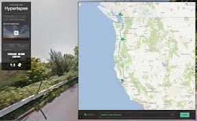 Map Street View Free Online Tool Creates U0027hyperlapse U0027 Videos Using Google Street
