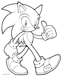 Free Sonic Boom Coloring Pages Printable For Kids Thaypiniphone Free Sonic Coloring Pages