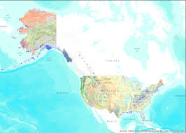 united states of america map with alaska and hawaii united states map including alaska and hawaii maps of usa united
