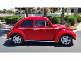 volkswagen old red old volkswagen beetle for sale interior and exterior car for review