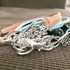 black leather love bracelet images Love bracelets with infinity love leather baubles trinkets blog jpg