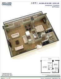 1 Bedroom Apartment For Rent Ottawa 1071 Ambleside Drive Ottawa Rental Rentseeker Ca