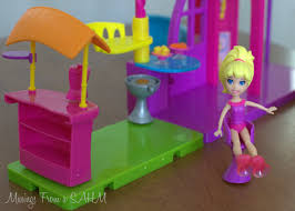 summer fun for kids event polly pocket hangout playset living
