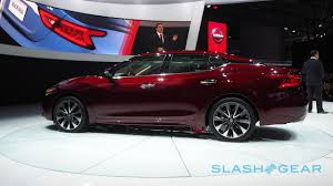 nissan maxima sr 2016 2016 nissan maxima resets the meaning of a 4 door sports car