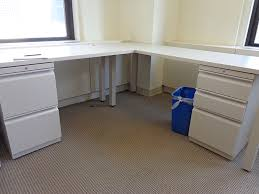 White L Shaped Desks Office Desks Allsteel White L Shaped Desk Allsteel White L Shaped