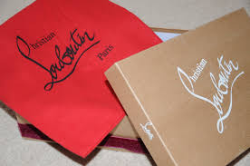authentic christian louboutin shoe box