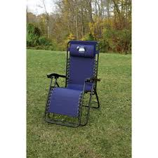 Recliner With Wheels Home Is Where You Park It Zero Gravity Recliner Navy Pride