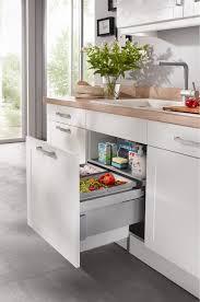 mülltrennsystem küche moderne einbauküche bavaria 4323 weiss küchen quelle