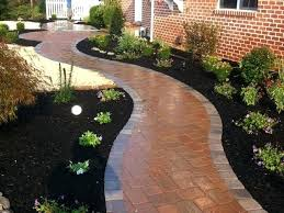 backyard walkway ideas backyard sidewalk easy and cheap walkway ideas for your garden
