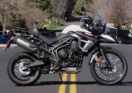 triumph motocross bike the tourer masquerading as a dirt bike 2015 triumph tiger xcx 800
