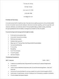 pricing analyst resume for 25 charming senior business sample