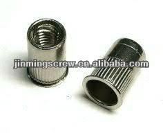 Stainless Steel Blind Rivets Threaded Insert Stainless Steel Blind Rivet Nut Buy Rivet Nut