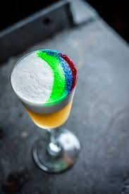 rainbow cocktail drink me u2014 bitter u0026 twisted